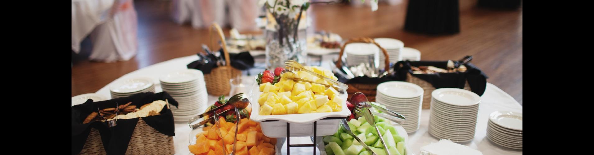 Elegante Catering Weddings Front