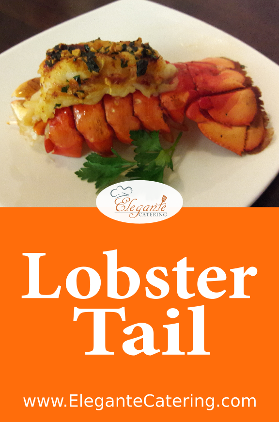 Lobster Tail Recipe Step by Step Video | Elegante Catering